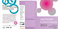 Kunstroute Flyer 2015thumb